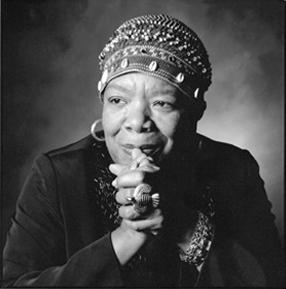 Dr. Maya Angelou, 1928 - 2014