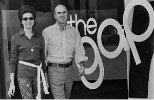 Donald and Doris Fisher - GAP founders