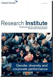 Credit Suisse 2012 report