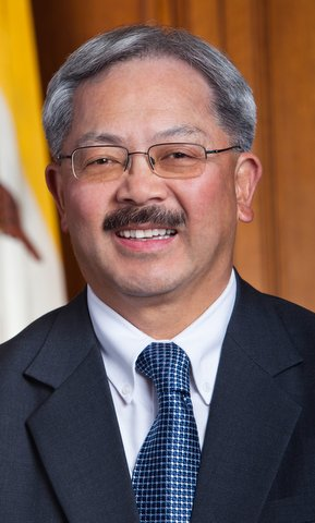 Mayor Edwin Lee