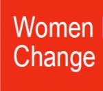 women leading change