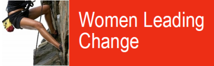 women leading change